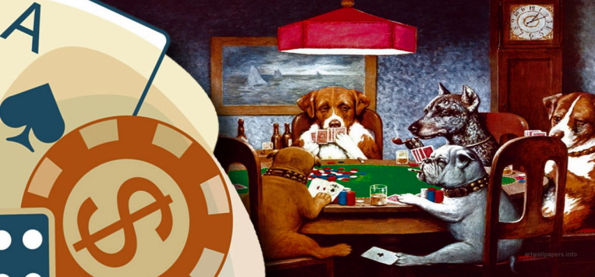 What are the pros of gambling online for your dog?